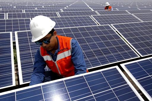 再生可能エネルギーの発電容量が10年で4倍に、国連報告書