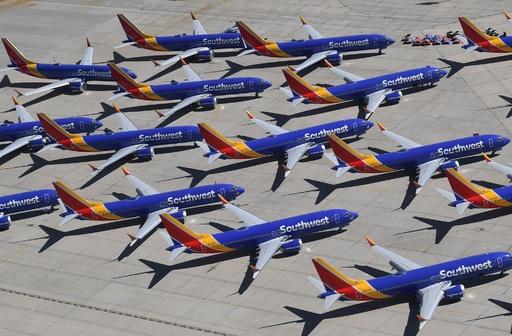 ボーイング、22年ぶり赤字転落 19年通期、737MAX問題響く