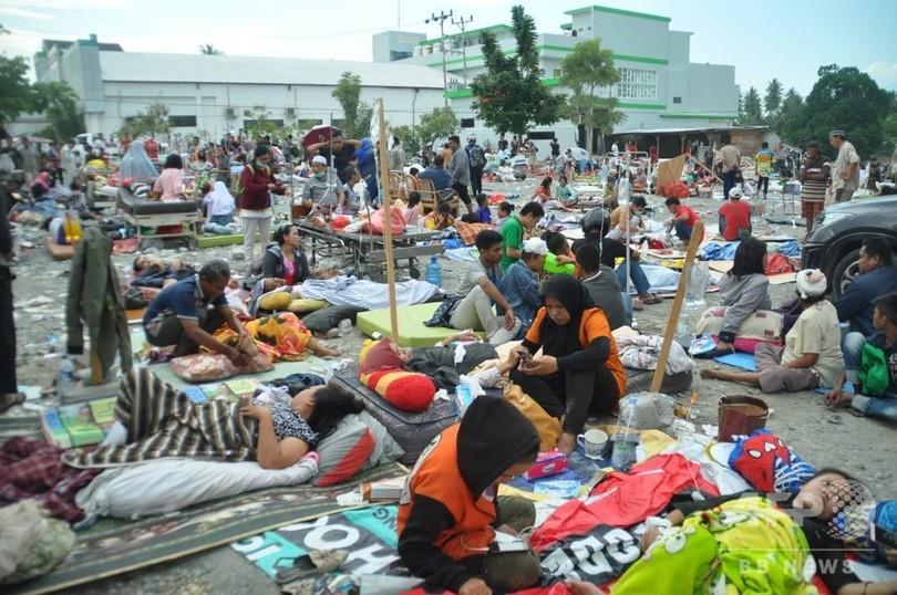 インドネシアのM7.5地震・津波 ...