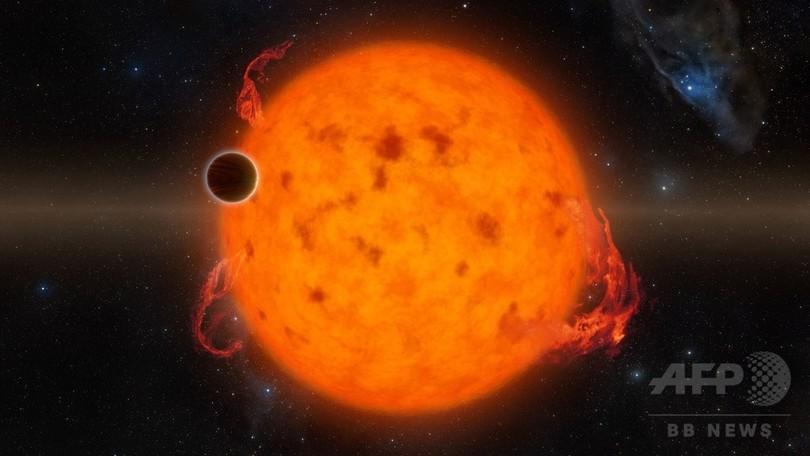 史上最も若い系外惑星発見、惑星系の形成過程解明に手掛かり