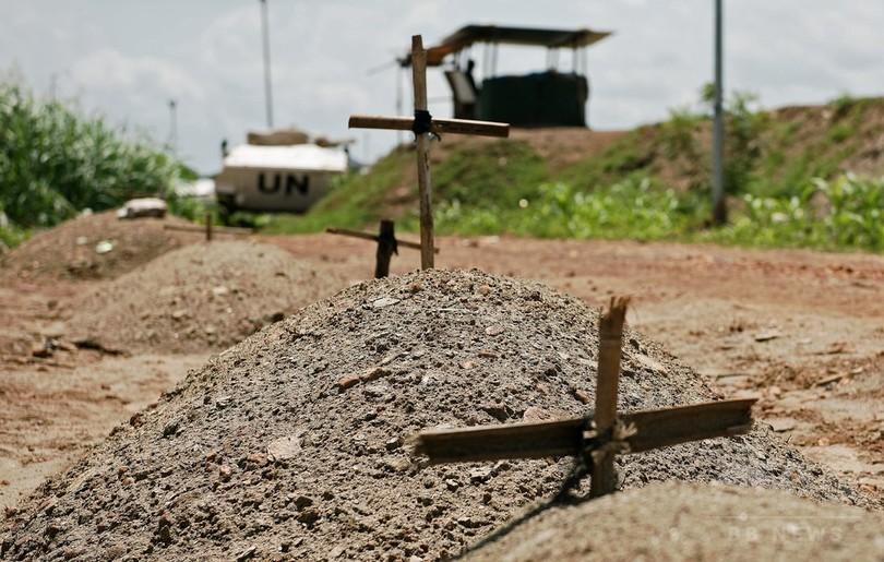 南スーダンに4000人規模の追加派兵、国連安保理が決議採択
