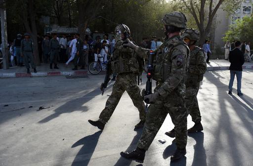 英政府と軍、戦争犯罪の証拠を隠蔽 報道