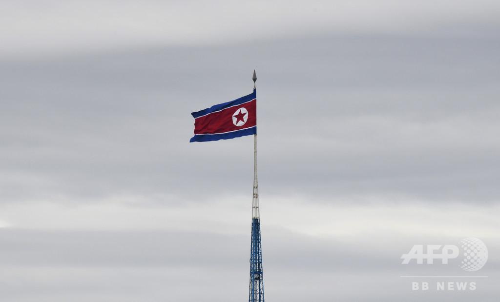 北朝鮮、「かつてない」熱波で深刻な作物被害 国民に闘争呼び掛け