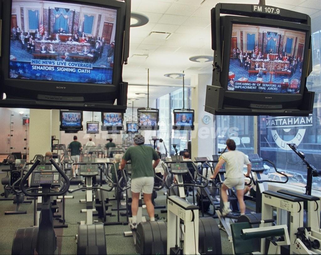 長時間のテレビ視聴で病気・早死リスク高まる、米研究