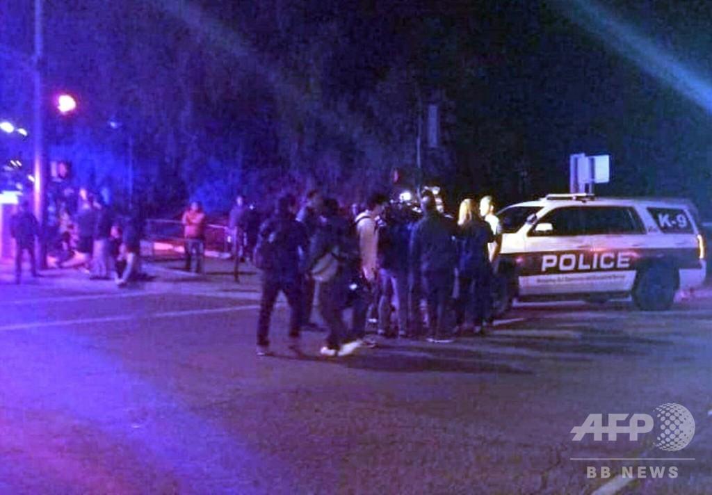 米ロス近郊のバーで銃乱射、12人死亡 元兵士の犯人自殺