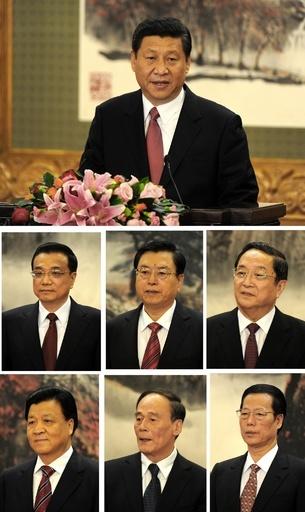 習近平新体制が発足、汚職対策に意欲 中国
