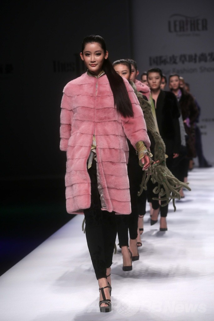 <14/15年秋冬北京ファッション・ウィーク>ファー・ファッション・コレクション