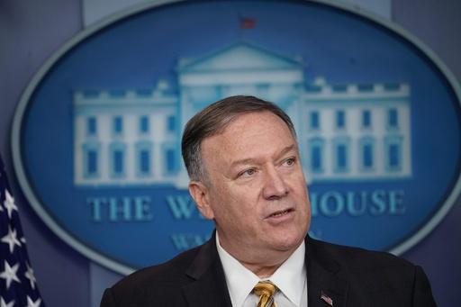米国の情報源だったロシア高官、米国務長官が報道を非難 ロシアメディアは人物特定