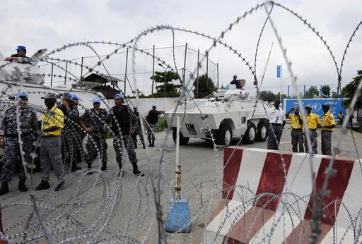 国連、コートジボワールで部隊の任期延長を決定