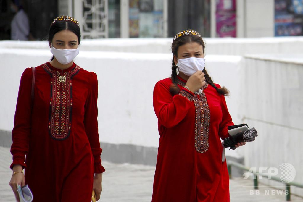 コロナ感染「ゼロ」のトルクメニスタンで肺炎 WHOが懸念