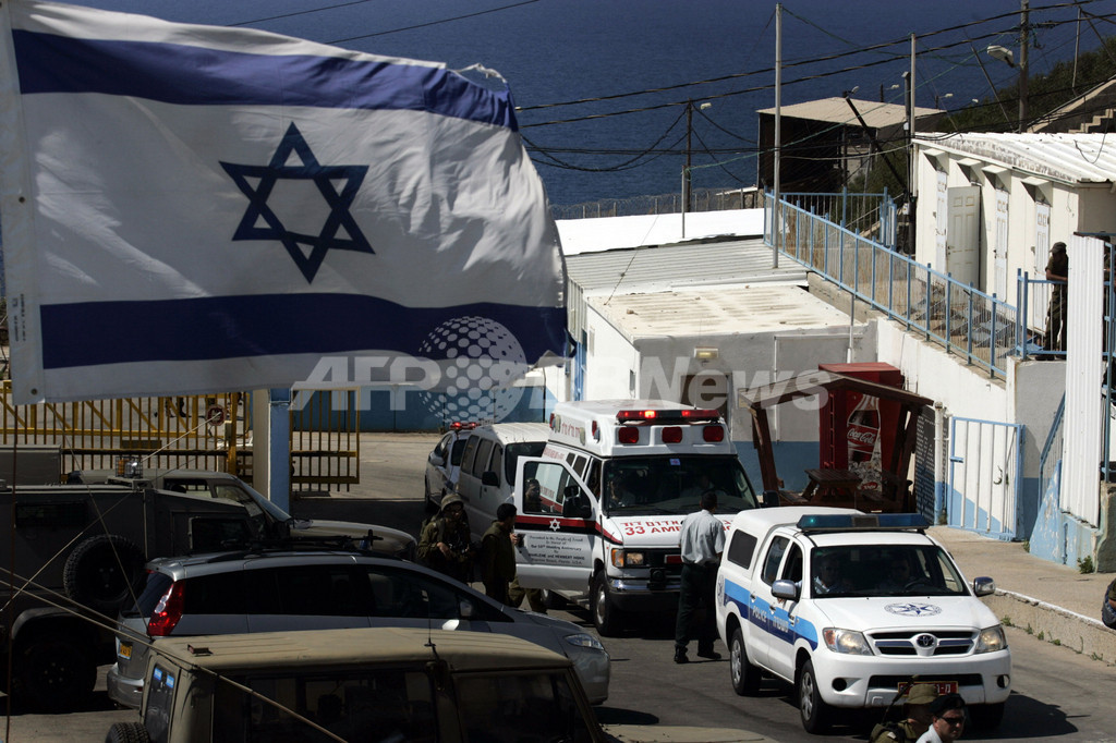 イスラエルとヒズボラ、情報員と兵士遺体を交換