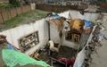 「ミニ・サイクロン」で死者44人、パキスタン
