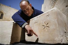 呪い?「不幸続いた」窃盗犯が古代遺物を返却 イスラエル