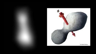 米探査機、史上最遠天体への接近に成功 信号と画像届く