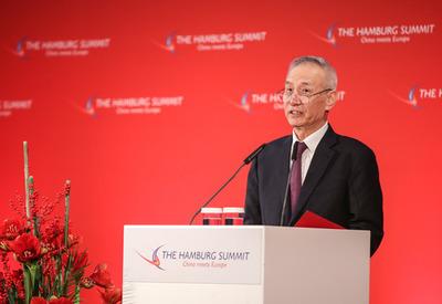 劉鶴副総理が月末に訪米 経済·貿易問題で協議