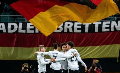 若手躍動のドイツ、親善試合でロシアに快勝