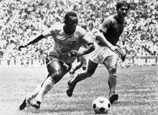 ブラジルの英雄ペレ―W杯史上最高の選手