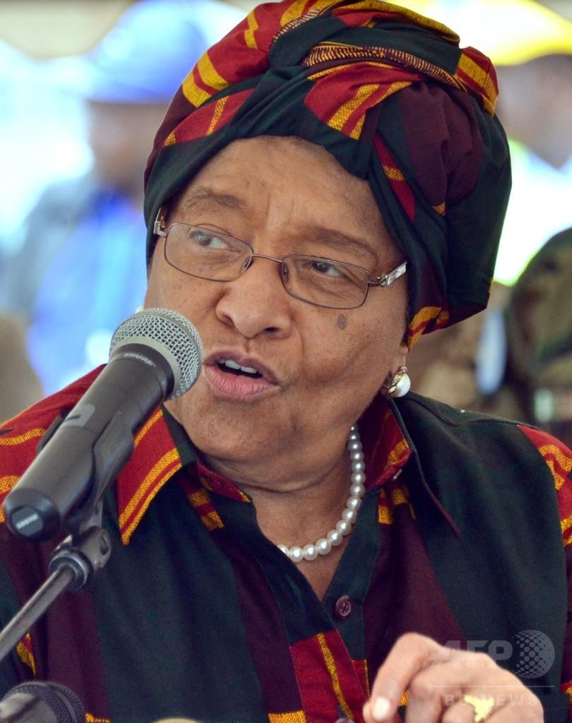 WHO、エボラ死者数を修正 約1000人減、リベリアの報告に誤り