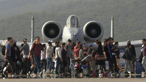 動画:韓国・ソウルで航空宇宙・防衛産業展示会開催
