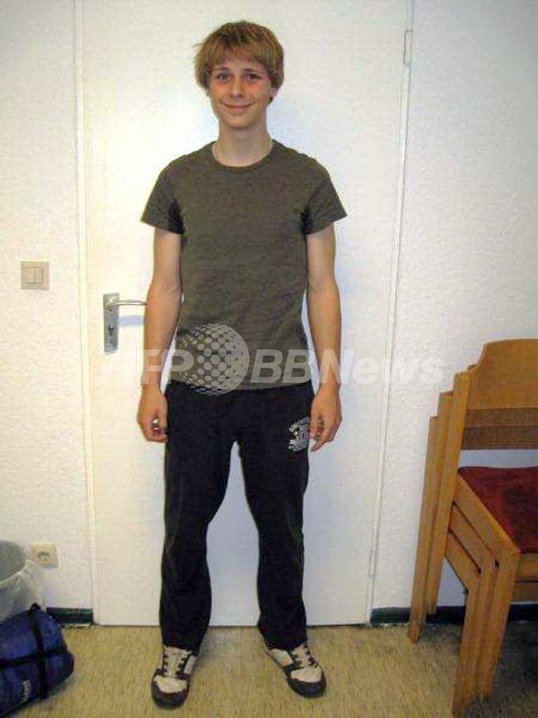 ドイツの身元不明少年、実は失踪したオランダの若者