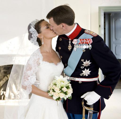 デンマークのヨアキム王子、フランス人女性と結婚