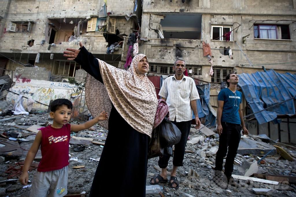 イスラエルのガザ空爆、攻撃の連鎖 国際社会が休戦呼び掛け