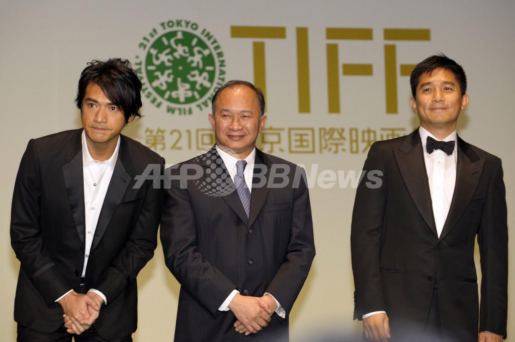 第21回東京国際映画祭が開幕、麻...