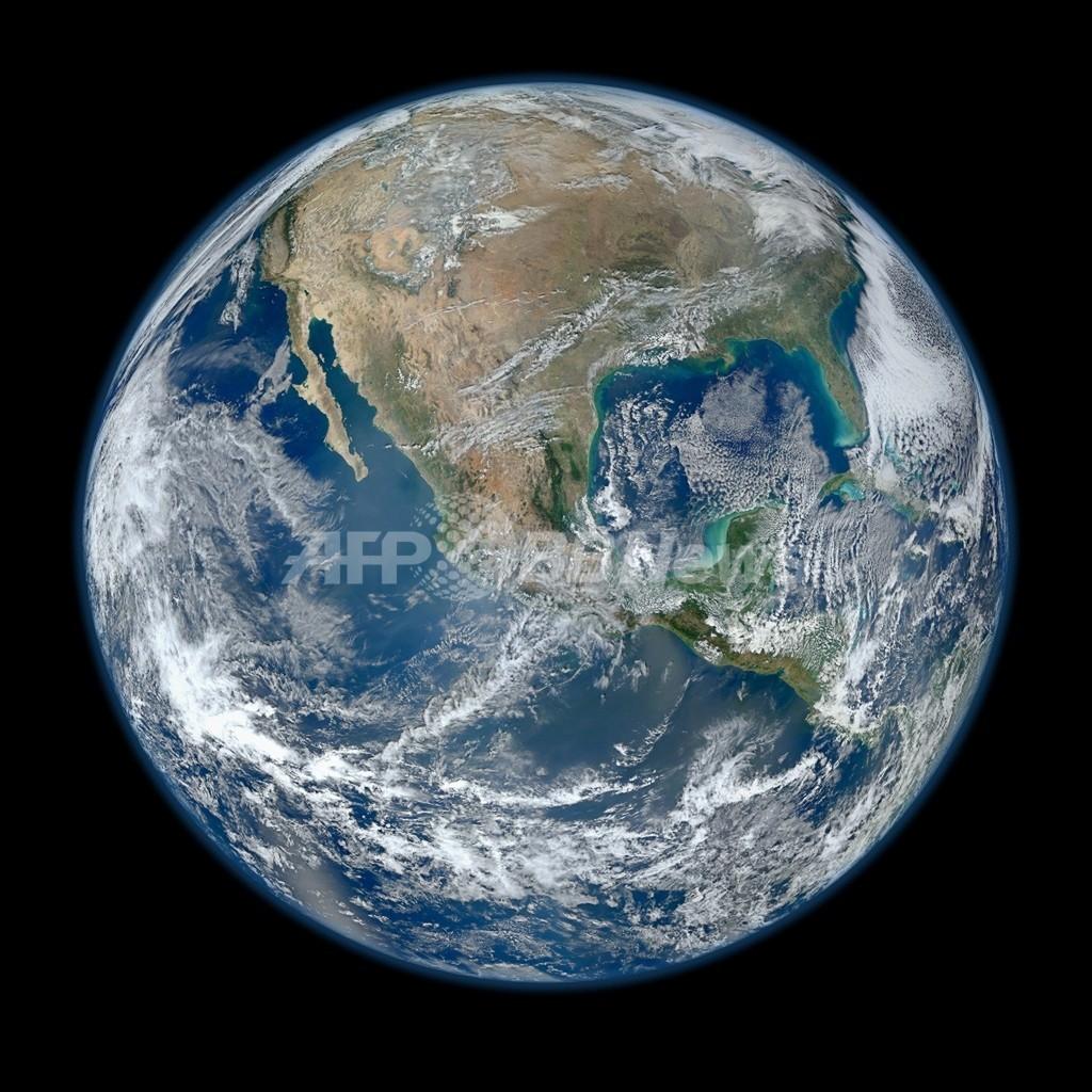 地球の核は摂氏6000度、定説より1000度熱かった 欧州研究