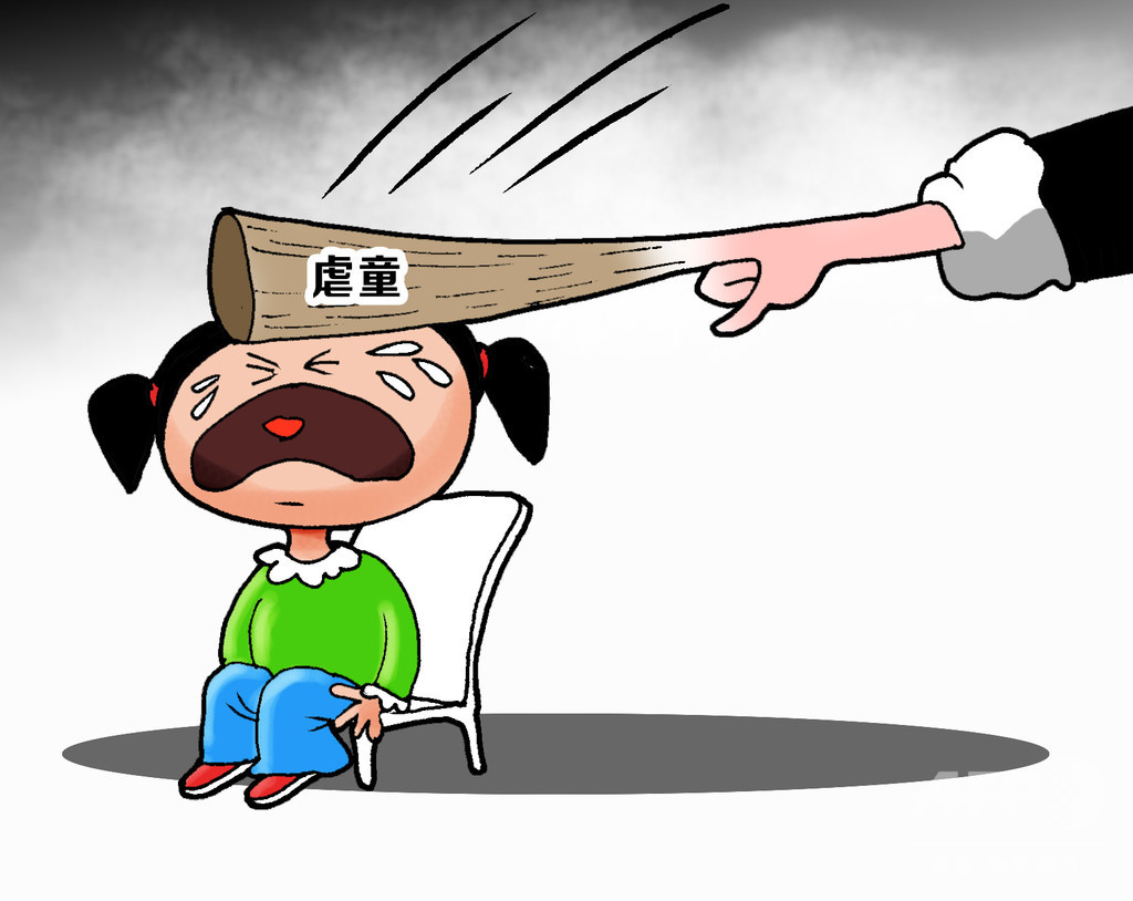 継母から虐待受け重傷、4歳女児が集中治療室に 中国・黒竜江省