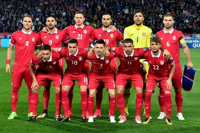 W杯セルビア代表の予備登録選手発表、マティッチら27人