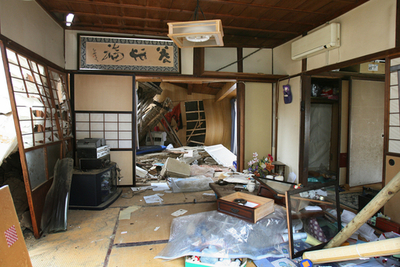 死者10人に、新潟県中越沖地震