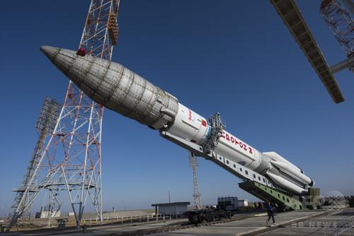 火星の生命探すプロジェクト、露ロケットの打ち上げ準備進む