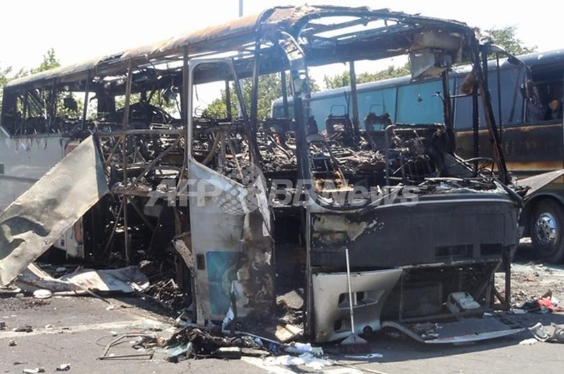 ブルガリア政府、バス爆破事件にヒズボラが関与と発表