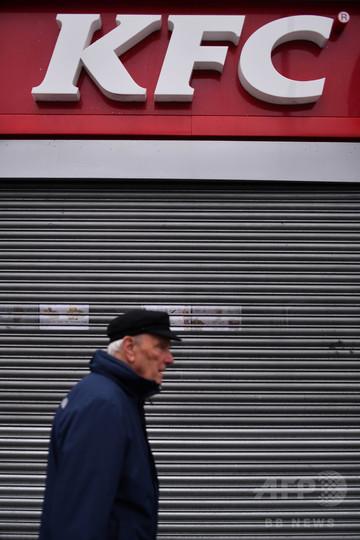 英KFC、一部店舗が休業継続へ 食べられず警察に問い合わせも
