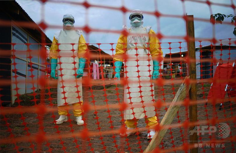 「エボラ熱、対応しきれない速さで広がっている」 MSF