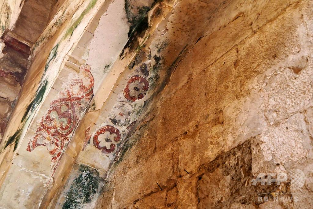 シリア内戦を耐え抜いた十字軍の城、再び観光客に門戸