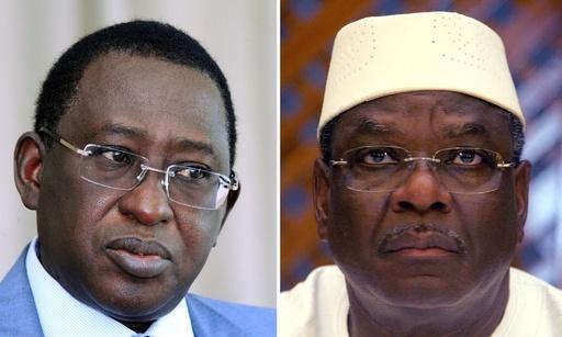 マリ大統領選挙、ケイタ元首相の勝利が確実 対立候補が敗北認める