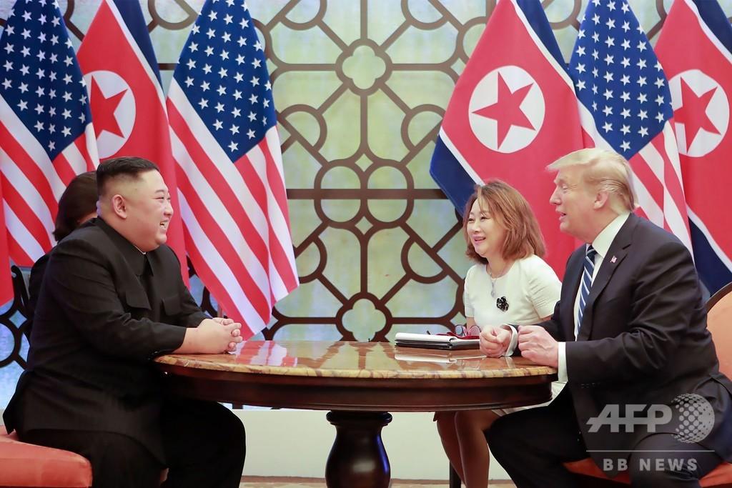 米朝首脳会談は「成功」 米大統領補佐官が擁護
