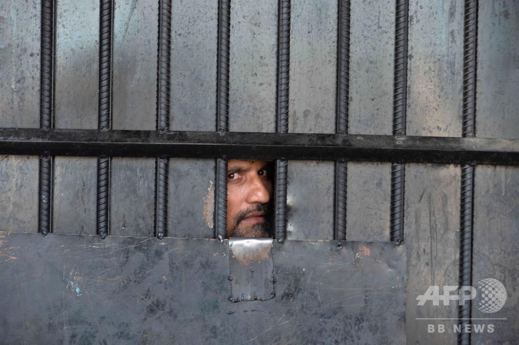 IS戦闘員ら270人逃亡中 アフガン刑務所襲撃で脱走