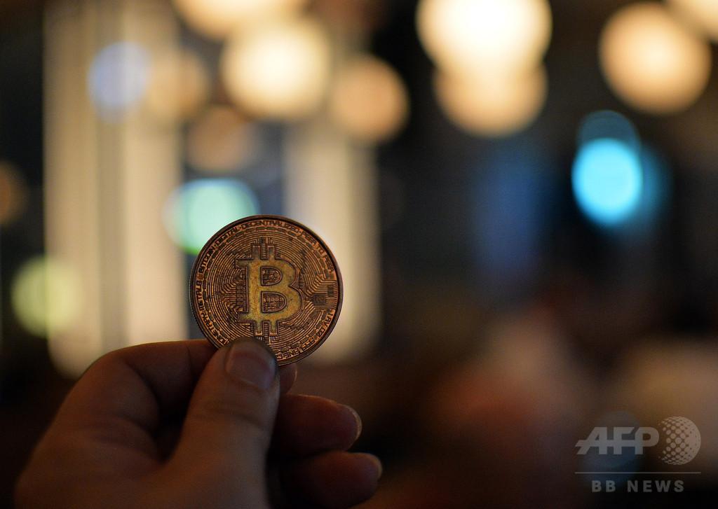ビットコイン大量消失、社長を逮捕 データ改ざんの疑い
