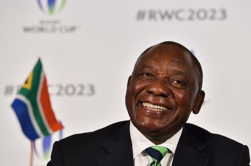 南ア与党ANC、新議長にラマポーザ副大統領選出
