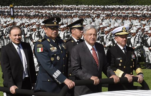 メキシコ大統領、麻薬カルテルに対する米の介入「容認せず」