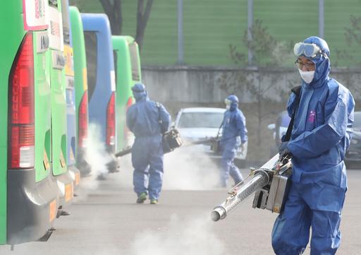 韓国、新型ウイルスで初の死者 病院・宗教団体で集団感染も