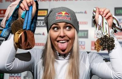引退のボンが有終の銅、滑降はシュトヘツが連覇 世界アルペン