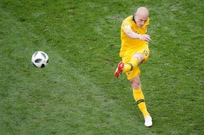 アジア杯連覇目指すオーストラリアに痛手、主力MFが負傷欠場