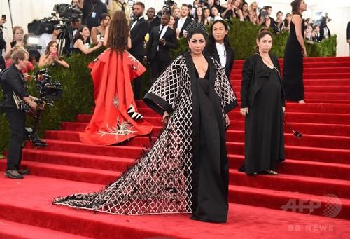メット・ガラ、セレブの豪華なドレスを一気にチェック!