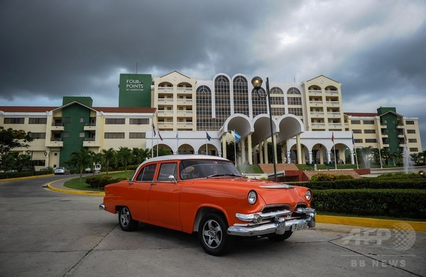 約半世紀ぶり、キューバに米ホテルチェーン進出
