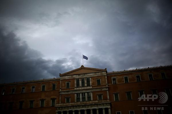 ギリシャの対外債務、「非常に危険な状態」になる恐れも IMF