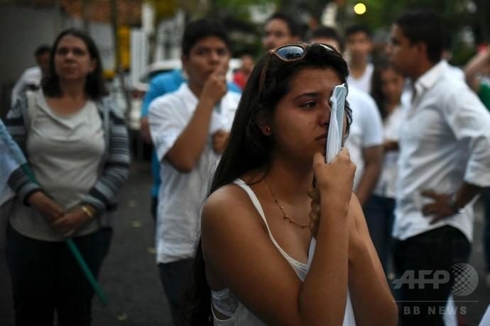コロンビア和平合意、国民投票で否決 大統領「紛争終結へ努力」