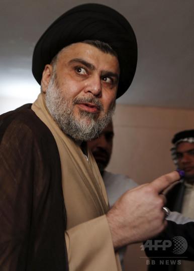 イラク議会選の最終結果発表、サドル師勢力が最多議席獲得